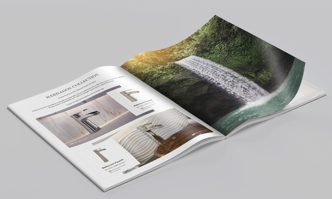 Lulani Faucet Company |  Catalog